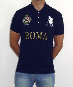 Pin de Compramais.com.br em Camisas Polos   Polo masculina, Roupas ... 18d3a21b41