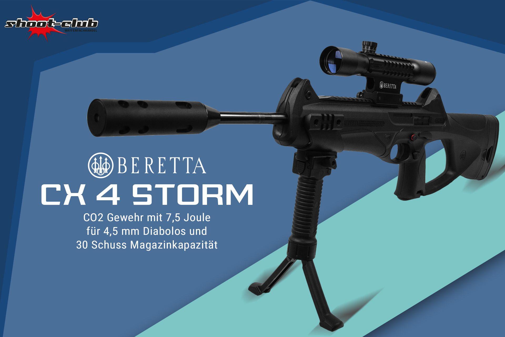 Pin Auf Beretta Cx4