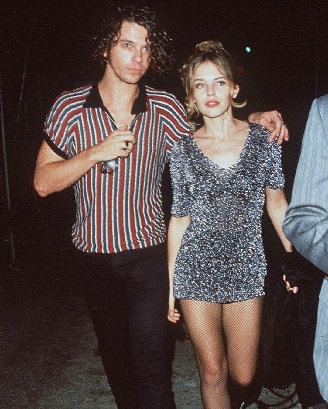 Kylie Minogue And Michael Hutchence Kylie Minogue Michael