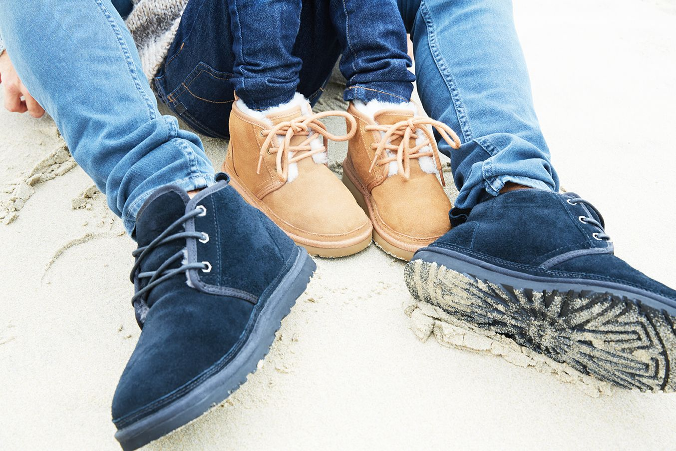 1a2c51a0438 Matching Neumel boots because Dad knows best! | MINI. | Kids ugg ...