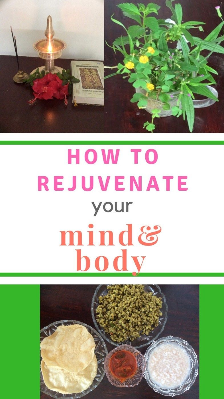 How to rejuvenate your mind and body. LifezShining