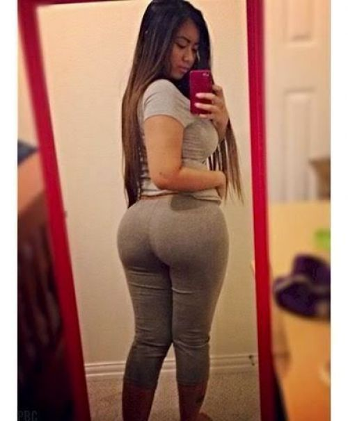 big booty asian females