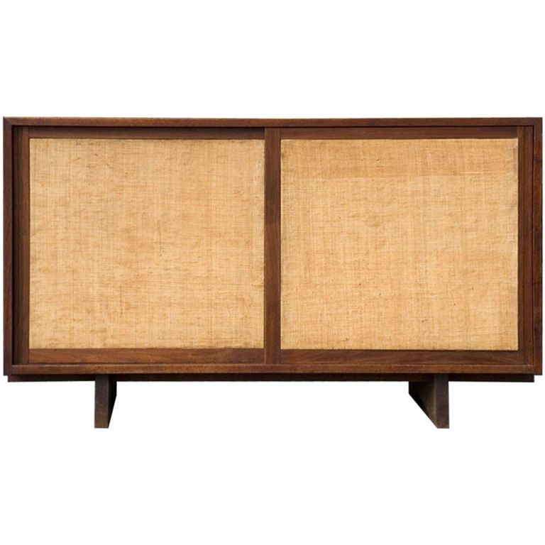 Grcloth Console Cabinet By George Nakashima From A Unique Collection Of Antique And Modern Cabinets At