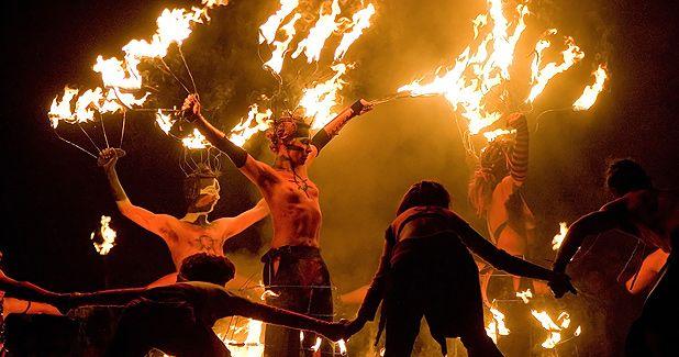 Edinburgh Beltane Fire Festival