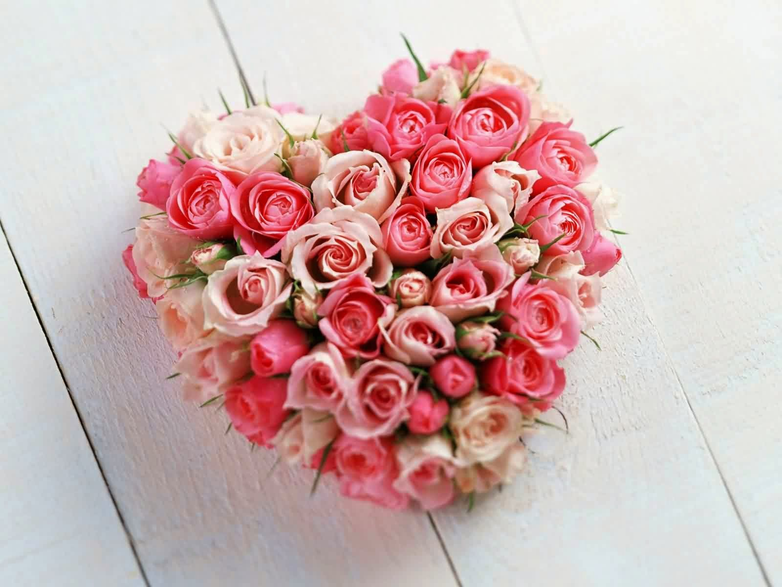 Heart beautiful flowers hearts pinterest beautiful heart beautiful flowers izmirmasajfo Choice Image