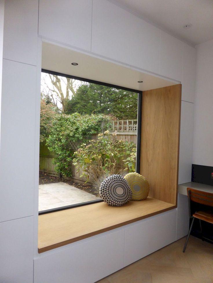 Stunning Window Seat Ideas - Living