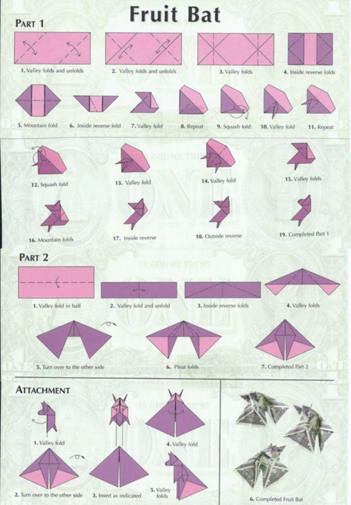 Origami Origami Scorpion Diagram Origami Scorpion Diagrams Origami