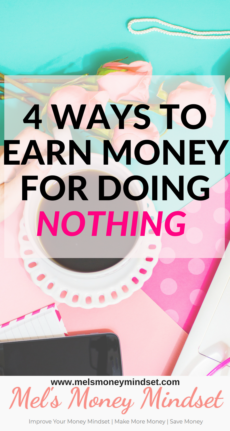 How To Earn Money When You Have Nothing