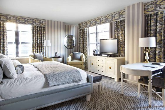 Penthouse Bedroom At The Madison Hotel In Washington Dc Bedroom Furniture For Sale Luxury Accommodation Luxury Hotel