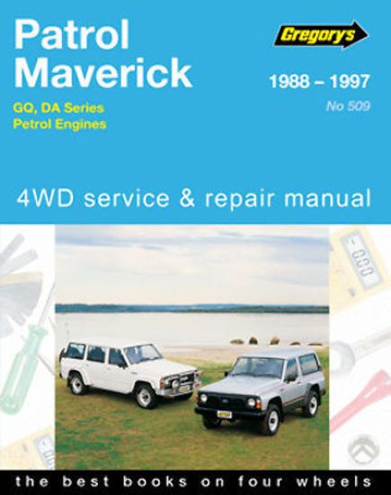 ford maverick da petrol 1988 1995 workshop repair manual with mpn rh pinterest com Ford 3000 Tractor Manual Ford 3000 Tractor Manual