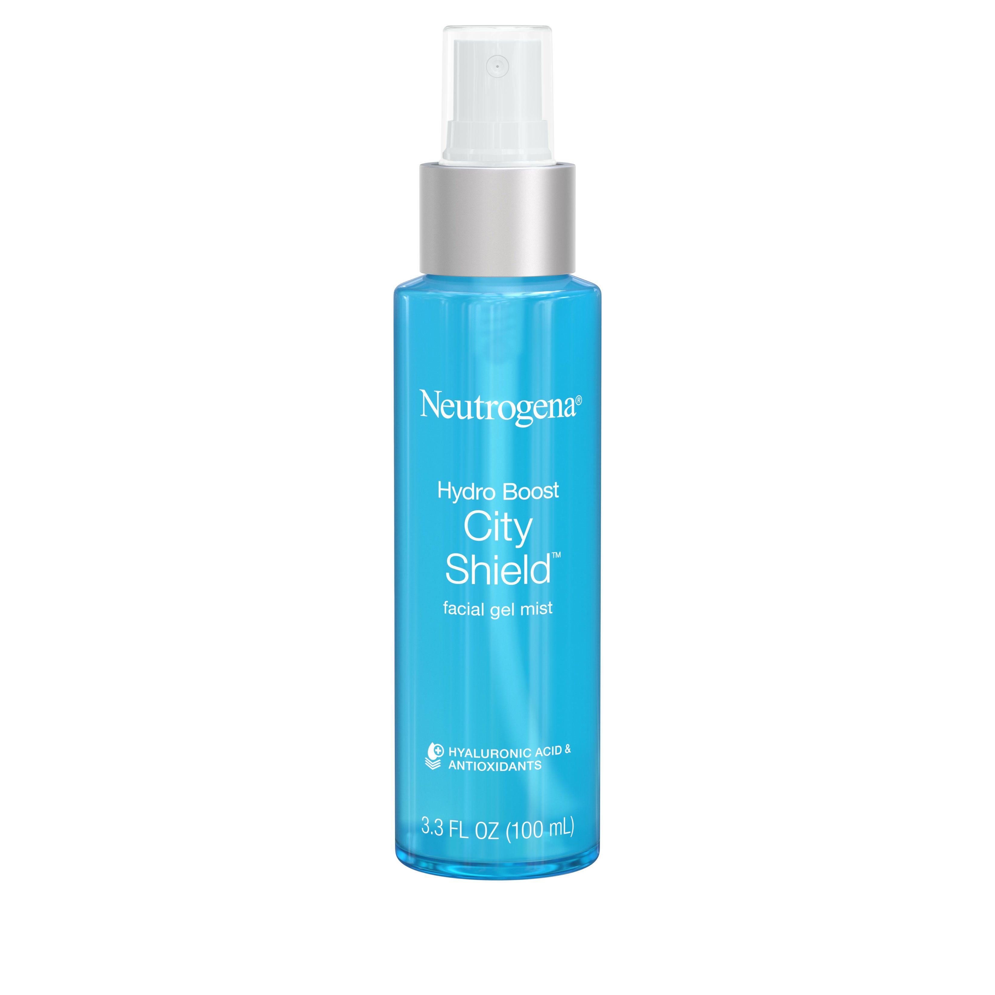 Neutrogena® Hydro Boost City Shield™ Facial Gel Mist in