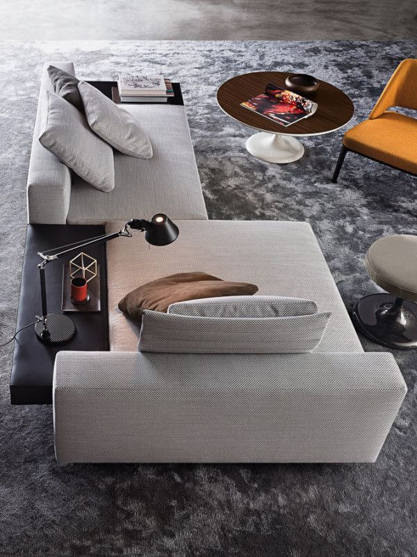 Best 10 Modern Living Rooms With Nap Worthy Sofas Modern Sofa 400 x 300