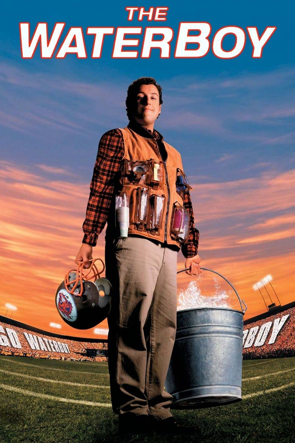 The Waterboy moviesDrama Bobby Boucher is a