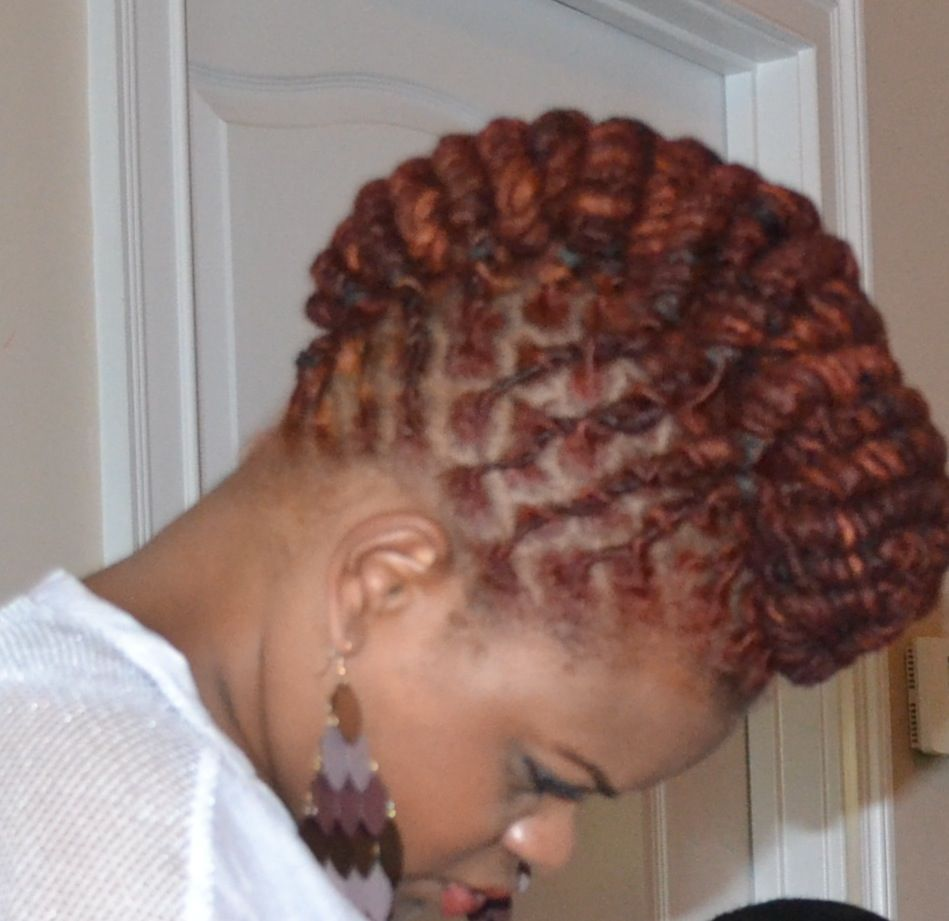 Dreadlock Mohawk Cute Hair Styles Natural Hair Styles Dreads
