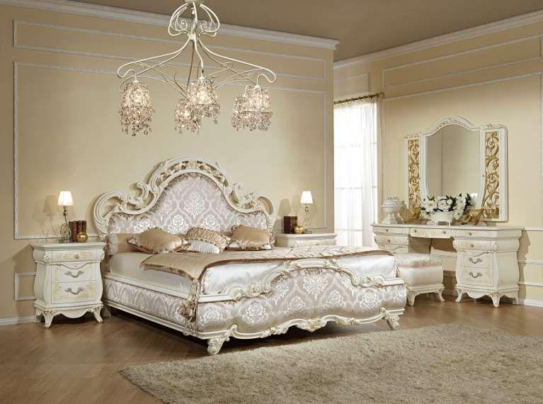 Idee per arredare la camera da letto in stile liberty per ...