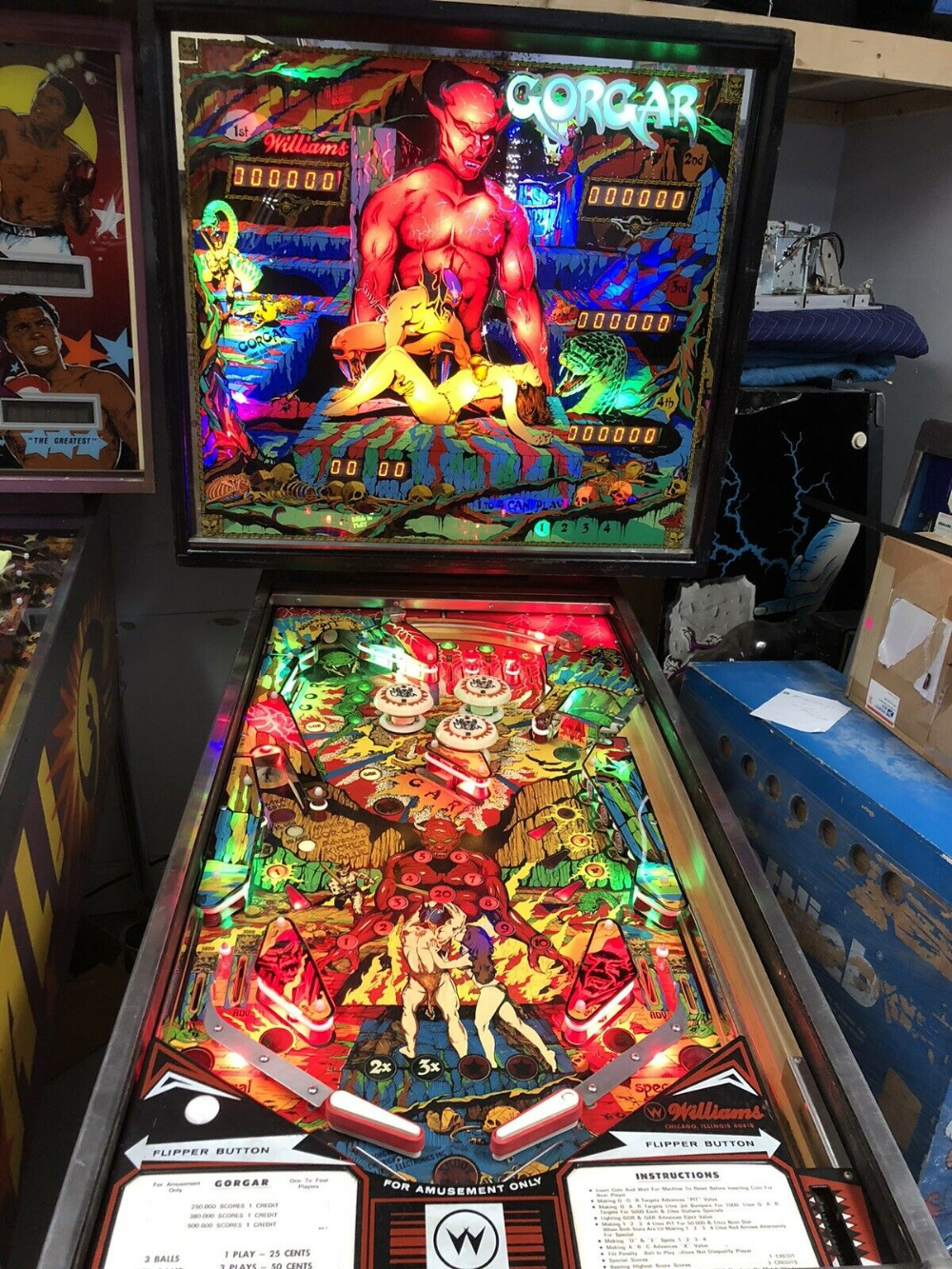 what is the value of my pinball machine