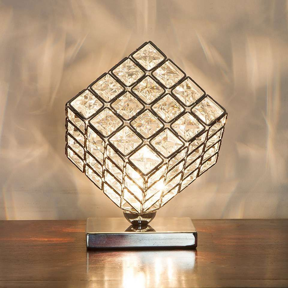 Cosmic Glass Table Lamp Dunelm Glass Table Lamp Bedside Table