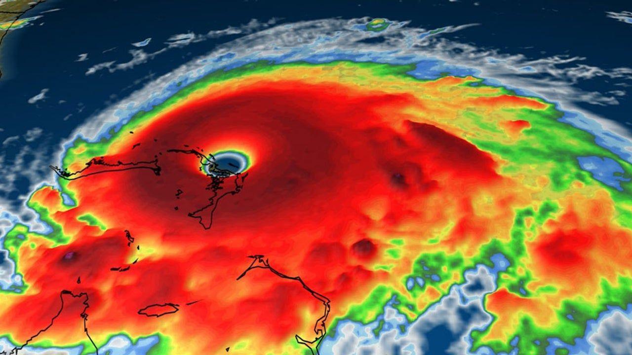 Dorian Prompts Hurricane Warning For East Coast Of Florida The Weather Channel Florida East Coast East Coast