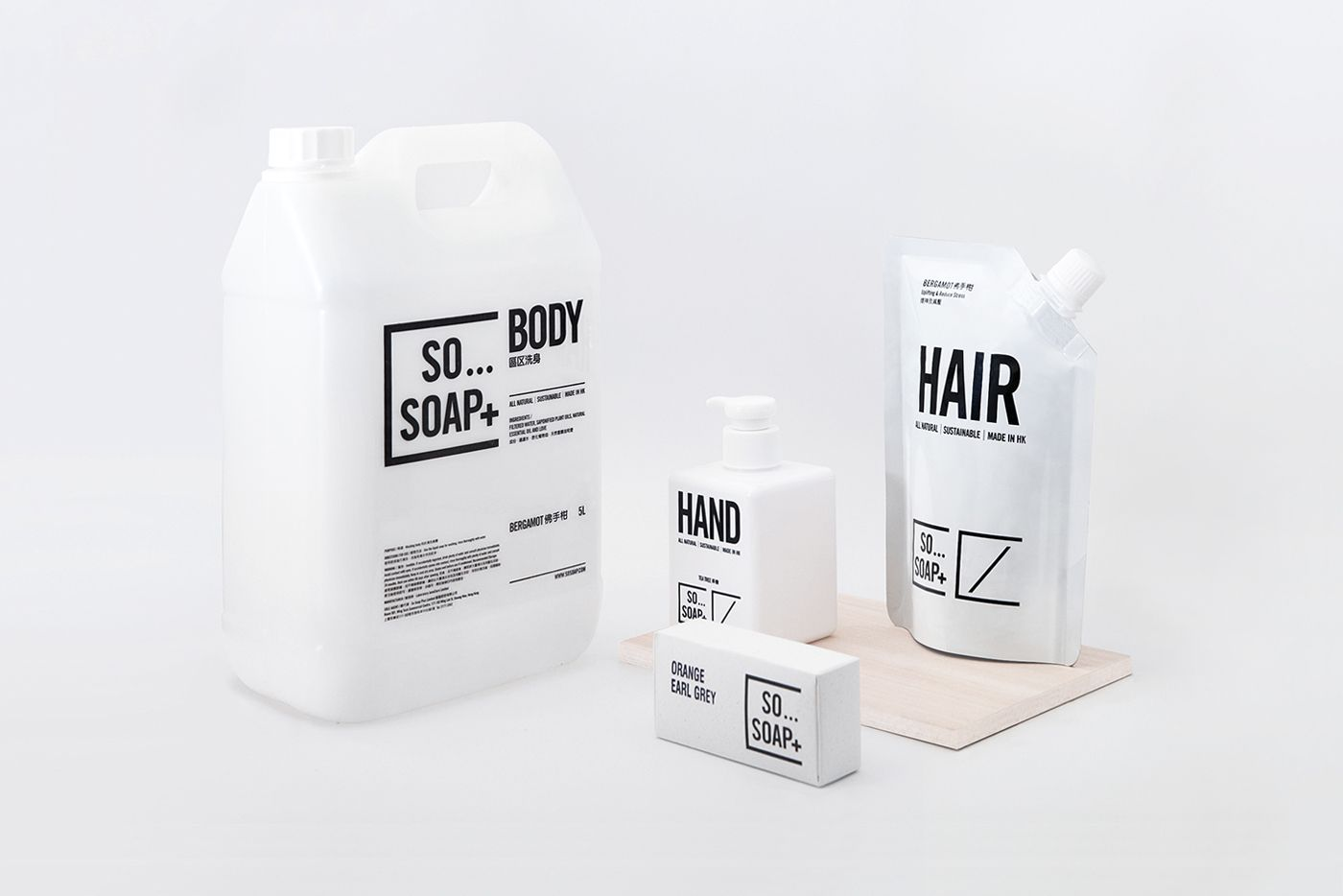 New Life Healthy Products Brand Identity And Packaging Design Soy Milk Codesign In 2020 Visual Branding Soap Packaging Design