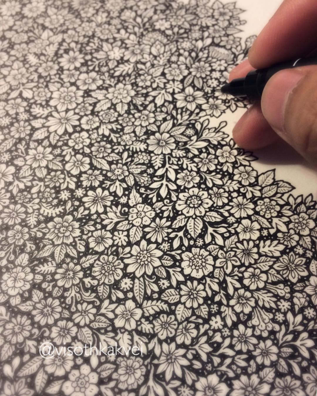 Day 2 #wip #original #art #visothkakvei #madeinMaine