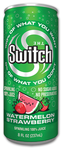 Switch Drinks Our Alternative To Sodas Summer In A Bottle Watermelon Drinks