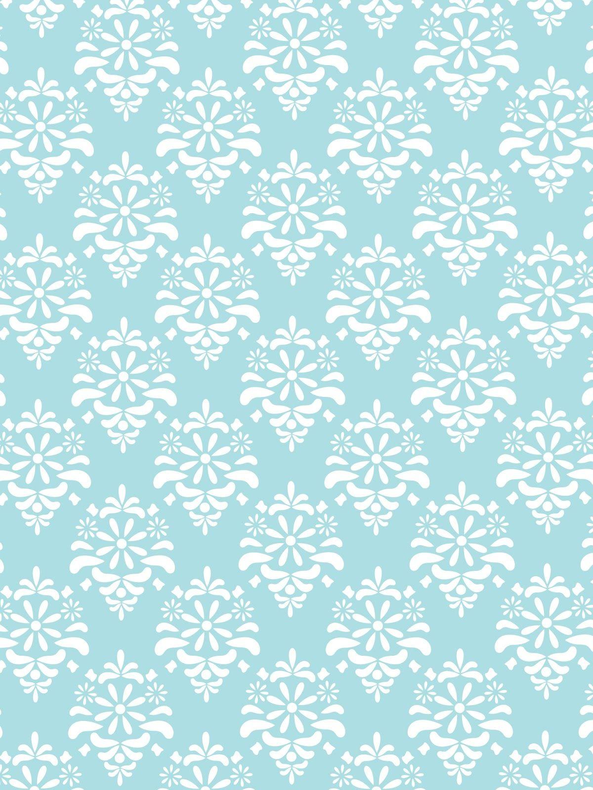 Blue Damask Wallpapers Wallpaper Light Gray Pink Dark
