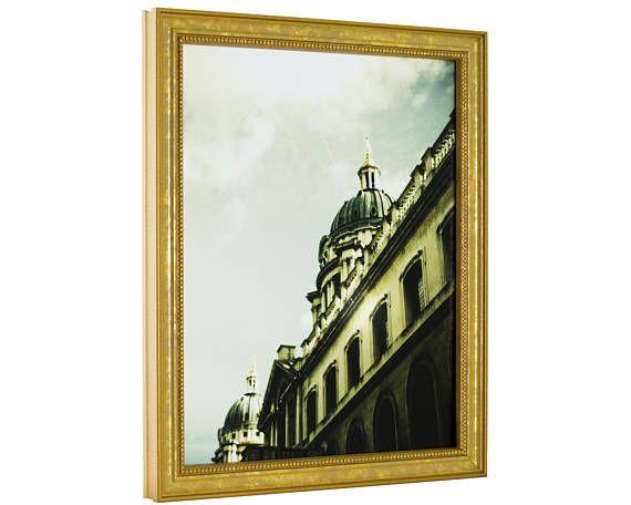 Craig Frames 12x18 Inch Aged Gold Picture Frame Stratton | Nest ...