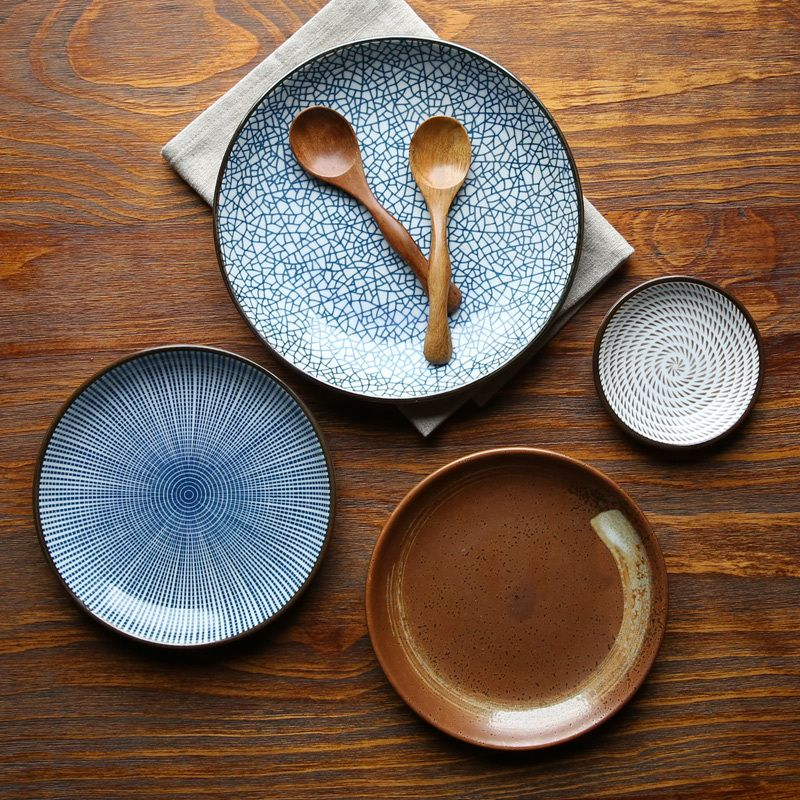 Guaranteed 100 Crackle Glaze Dinnerware Sets Japanese