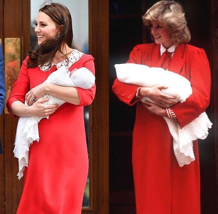 5 Special Things Meghan Markle And Kate Middleton S Post Baby Fashions Reveal Dress Like A Duchess Princess Diana Fashion Post Baby Fashion Princess Diana