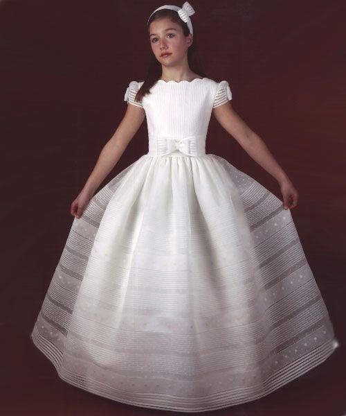 vestidos de primera comunion baratos