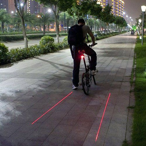 set of 2 bike laser tail lights in 2018 cycling pinterest fahrrad fahrrad ideen und ideen. Black Bedroom Furniture Sets. Home Design Ideas