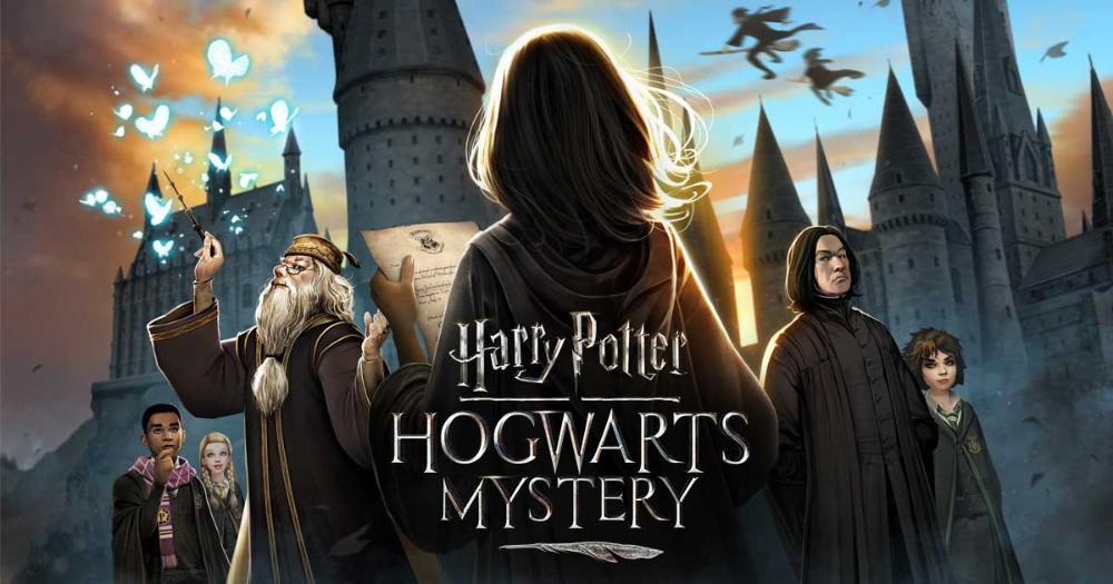 Harry Potter Hogwarts Mystery Mod Apk Hogwarts Mystery Harry Potter Games Harry Potter Rpg