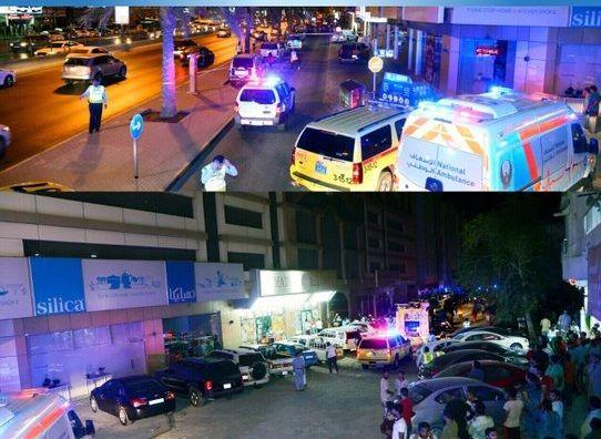 السيطرة على حريق في بناية على شارع الوحدة بالشارقة - الإمارات اليوم