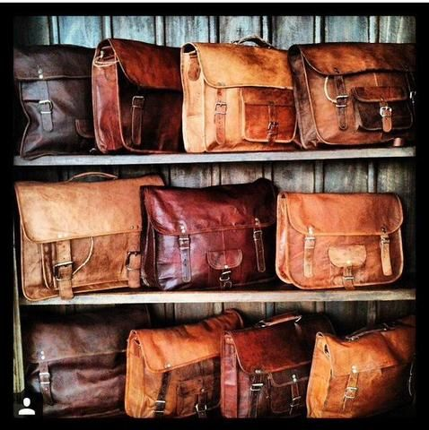 One Stop For Buying Handmade Leather Bags In Bulk