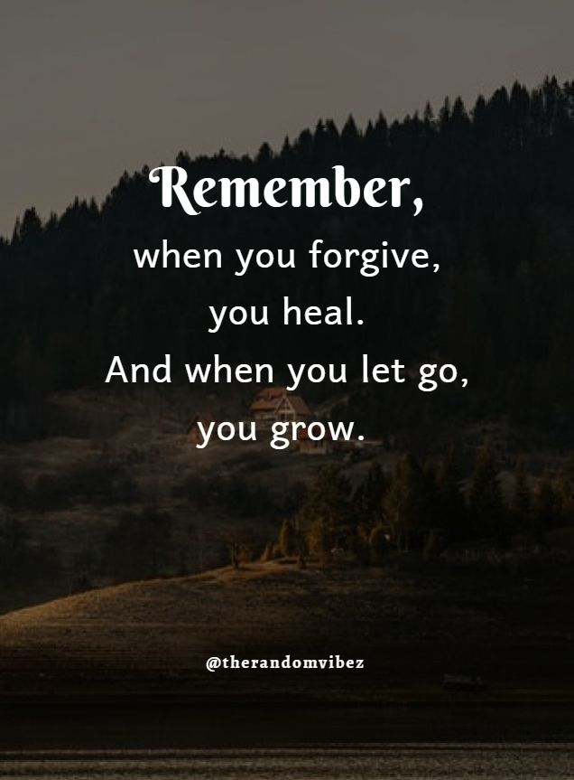 Healing Quotes On Letting Go