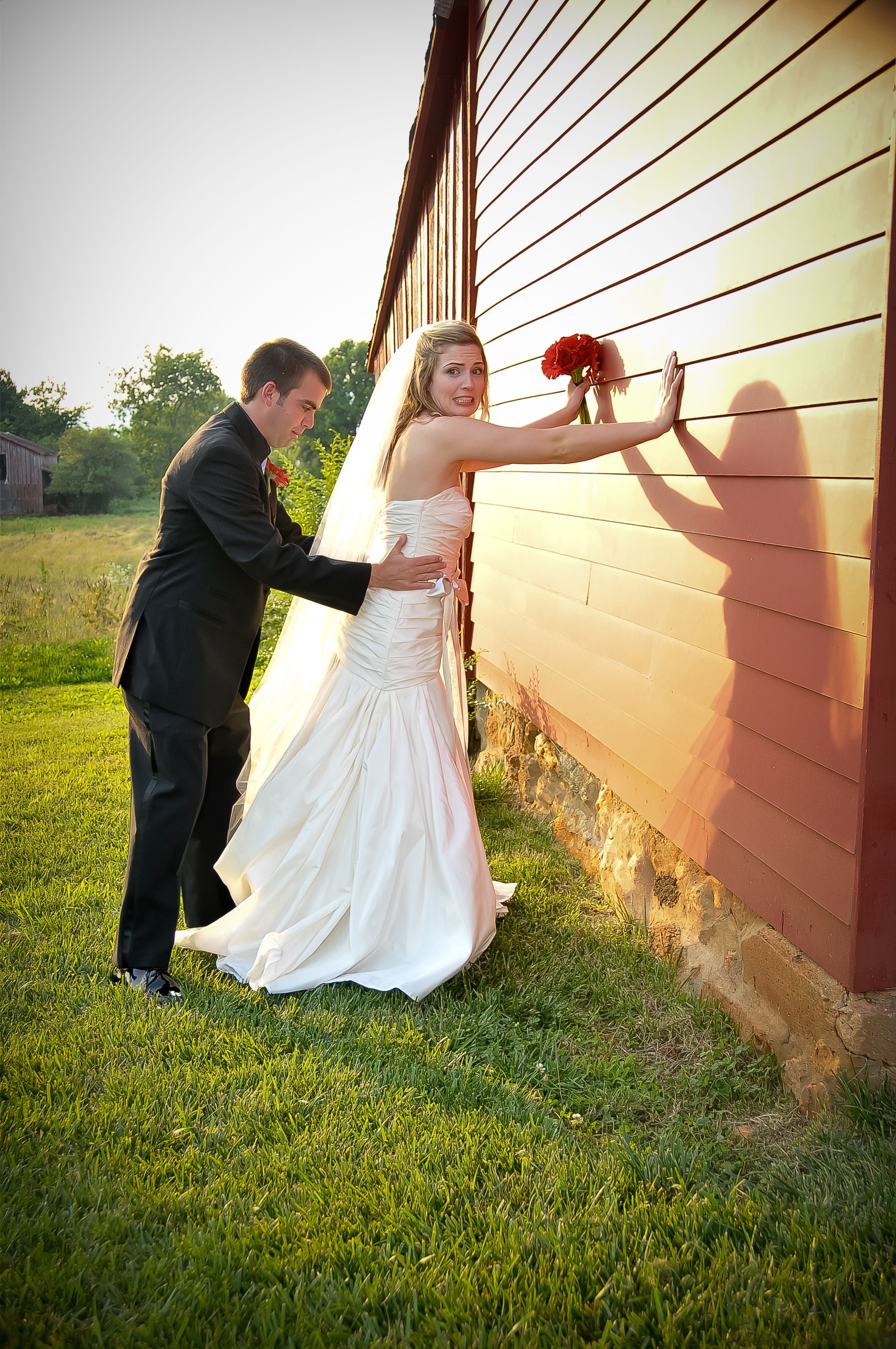 I Love This As A Wedding Picture For A Police Officer