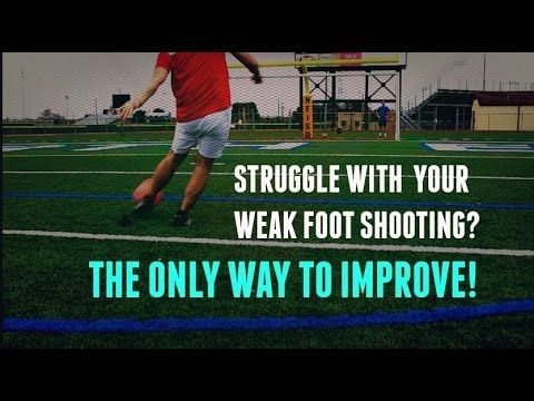 Are you struggling with your weak foot shooting? This video breaks down why so many players struggle with their weak foot.