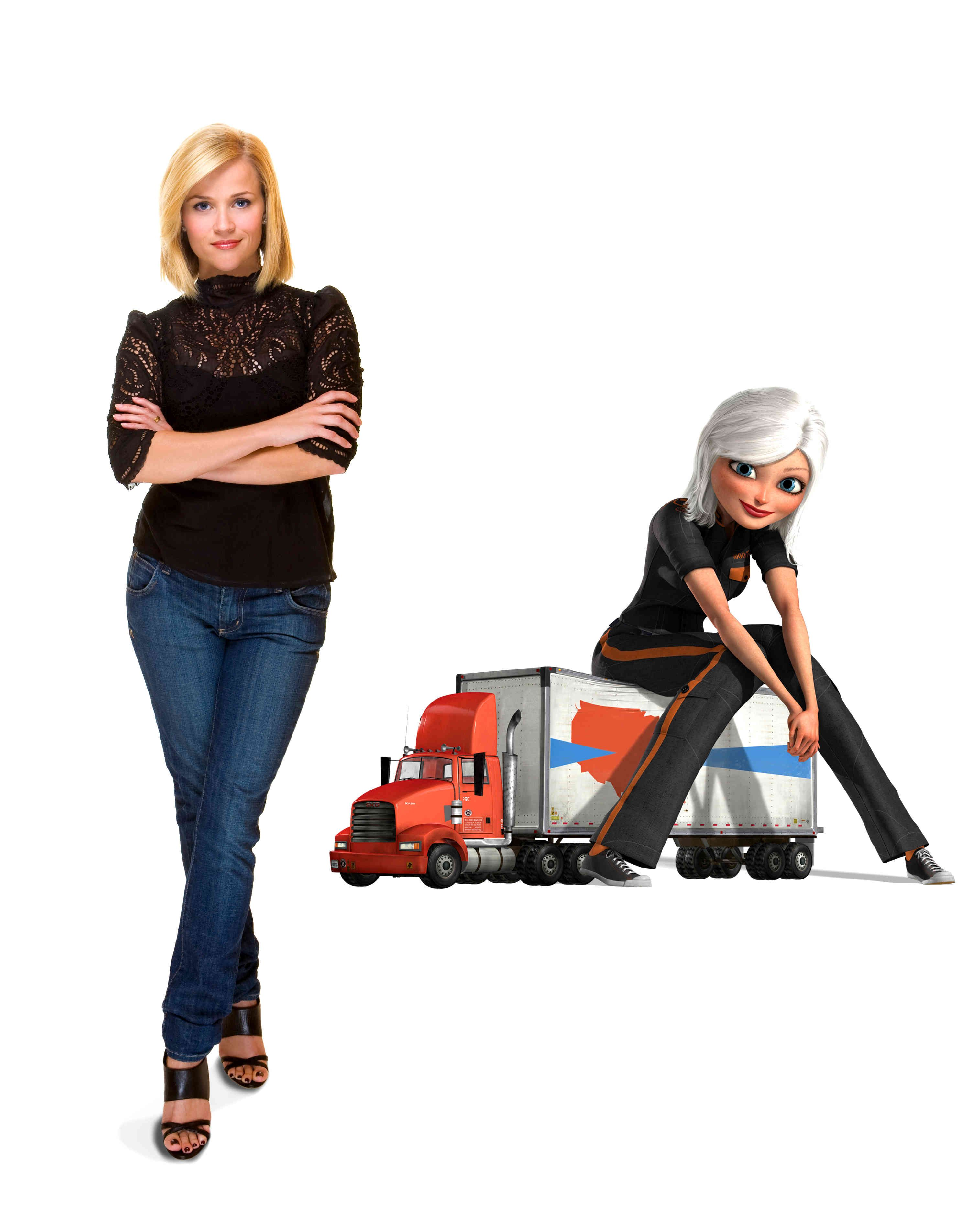 Monsters Vs Aliens 2009 Reese Witherspoon As Susan Murphy Ginormica Voice Famosos La Voz