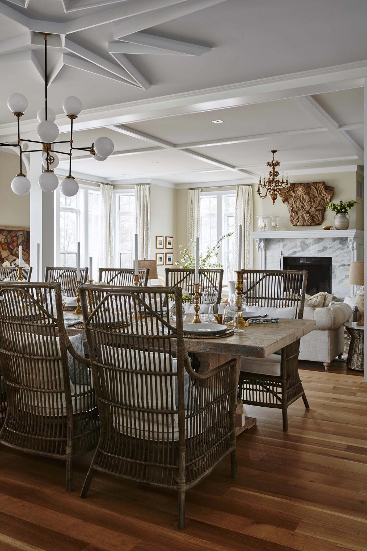 50 Decorating Ideas Inspired By Sarah Richardson Part 1 Hello Lovely Dining Room Decor Dining Room Design Sarah Richardson