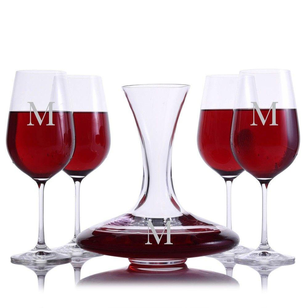 Crystalize Sloane Wine Decanter Set Wine Decanter Set Wine Decanter Decanter