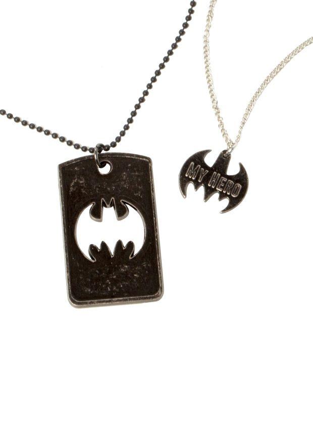 BATMAN THEMED CHARMS BRACELET SILVER DC COMIC SUPERHERO IN GIFT BAG