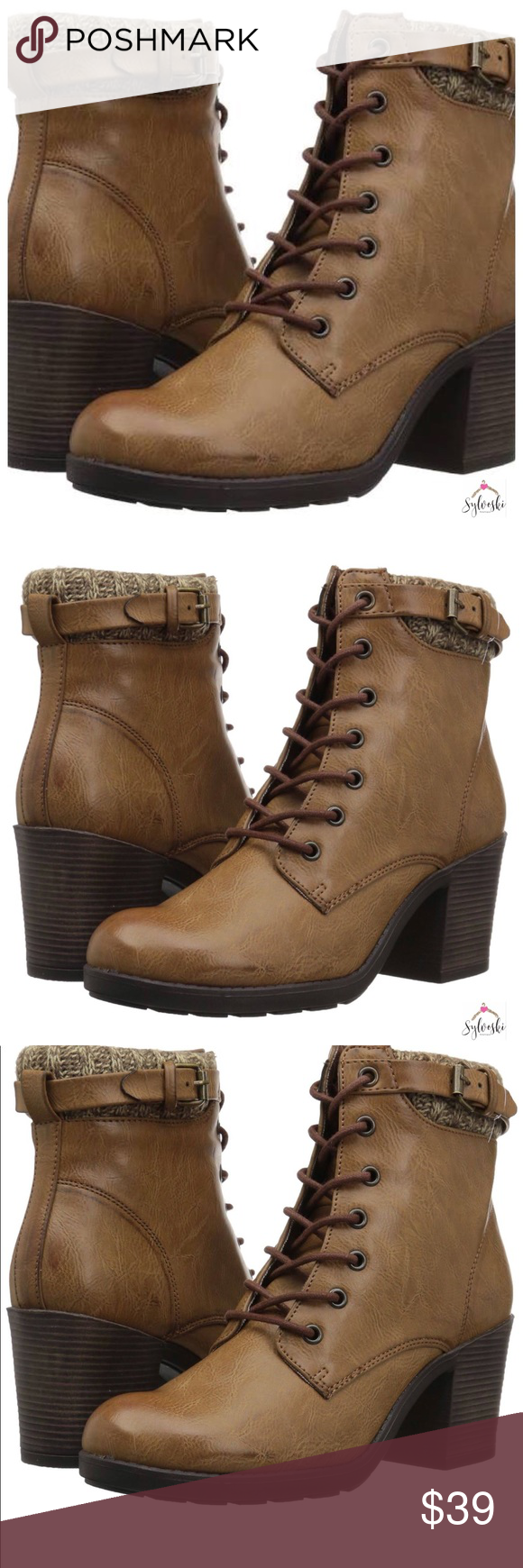 ab493fa144a8 🆕 MIA Women s George Boot