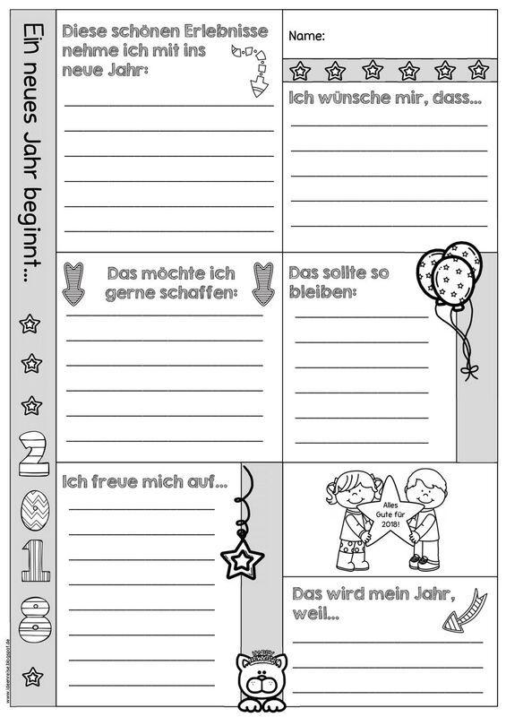 Vorsätze fürs Neujahr | Ideen | Pinterest | Vorsätze, Neujahr und Schule