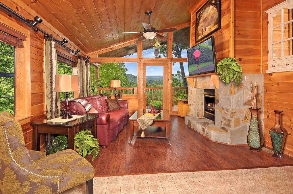 Afterglow 1 Bedroom Cabin Rental Cabin Rentals Cabin Cabins