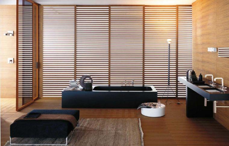 Vasche Da Bagno Zen : Salle de bain zen : 25 idées de décoration 浴室 廁所 洗衣間