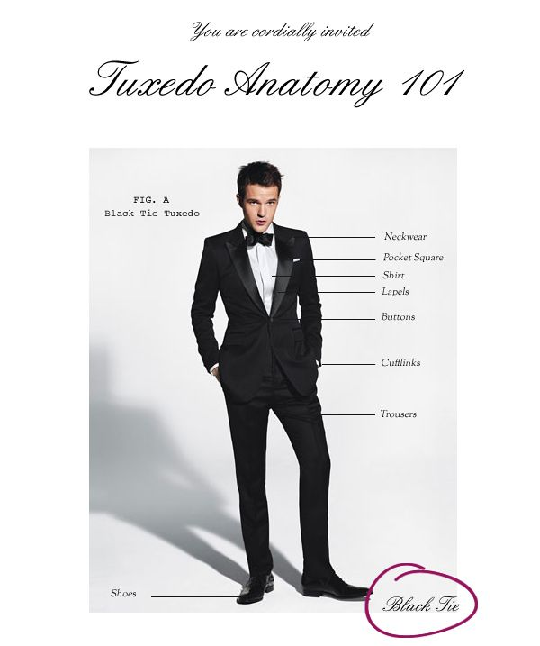 Build Your Own Tuxedo
