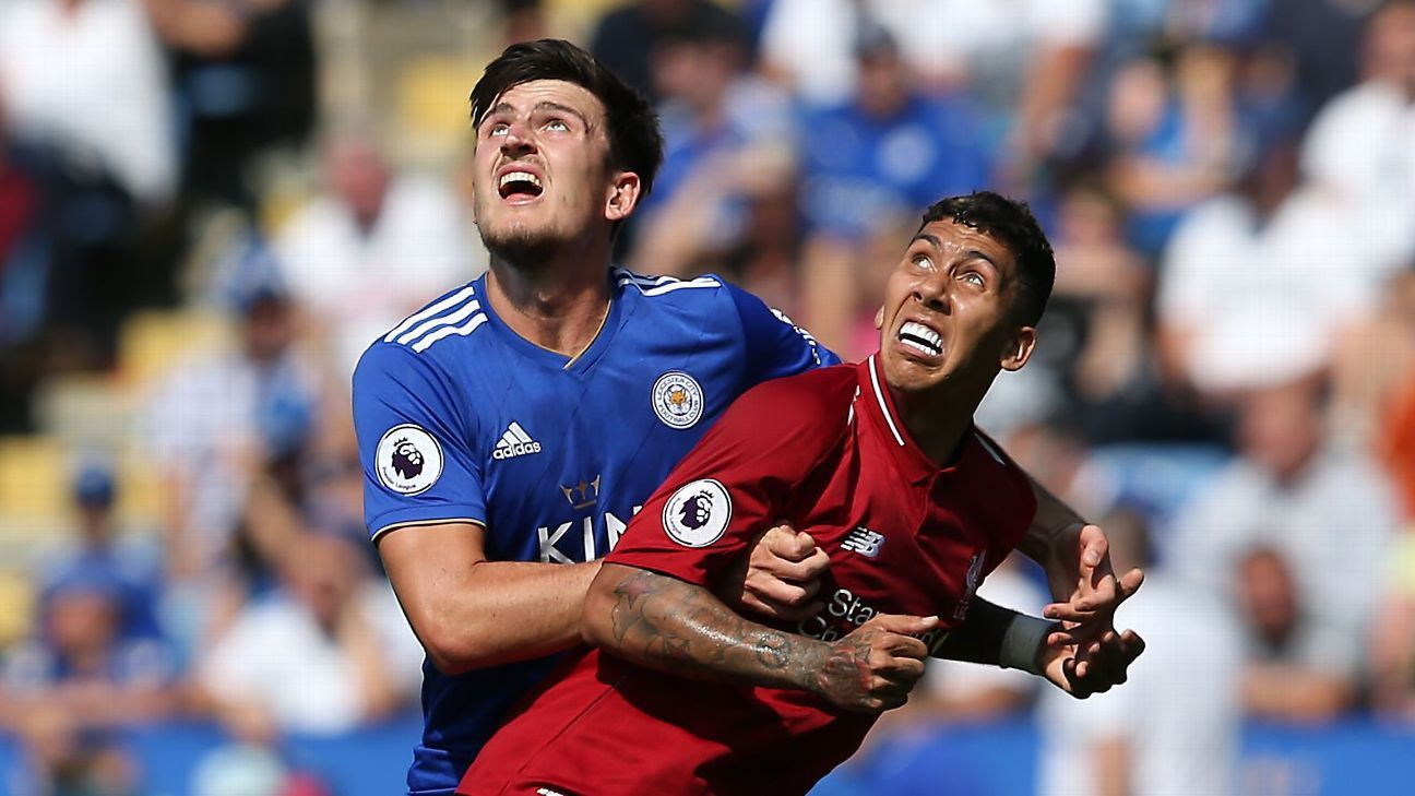 Liverpool vs. Leicester promises goals in midweek Premier ...
