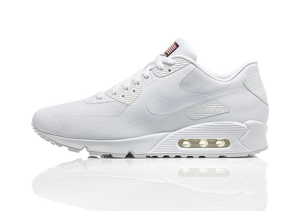 """Nike Air Max 90 Hyperfuse """"Independence Day"""" - White"""