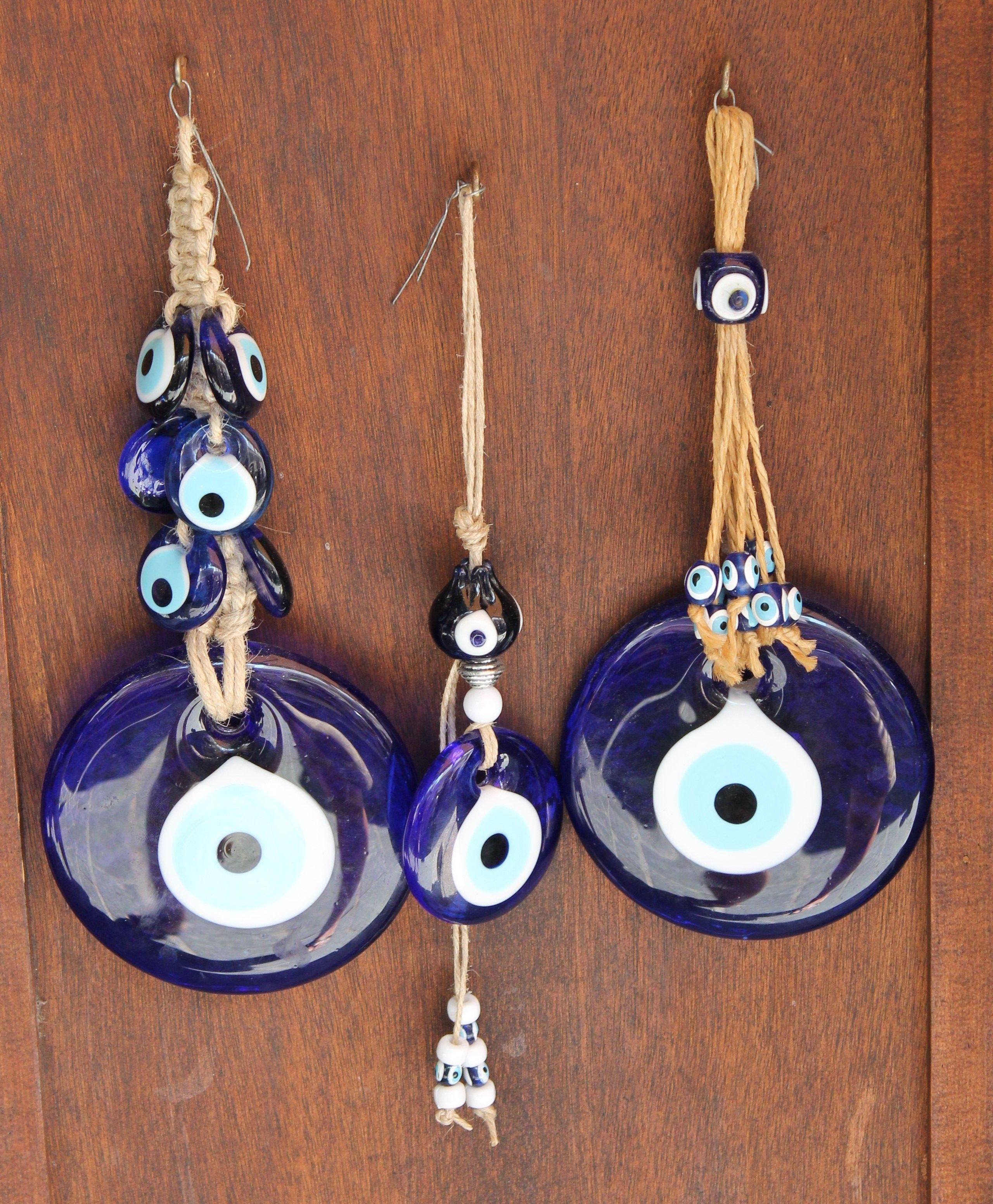 lindos oeil grec bleu porte bonheur il prot ge contre le. Black Bedroom Furniture Sets. Home Design Ideas