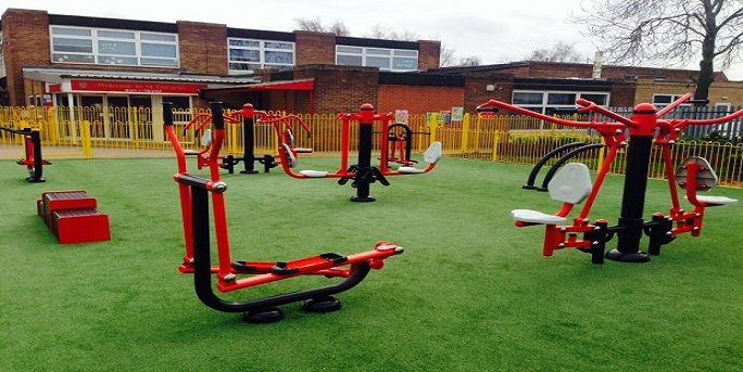 Find playground equipments manufacturer in india for for Indoor gym equipment for preschool